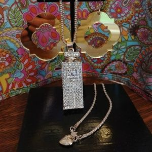 Jewelry - Retro 70''s Earring & Pendent Set